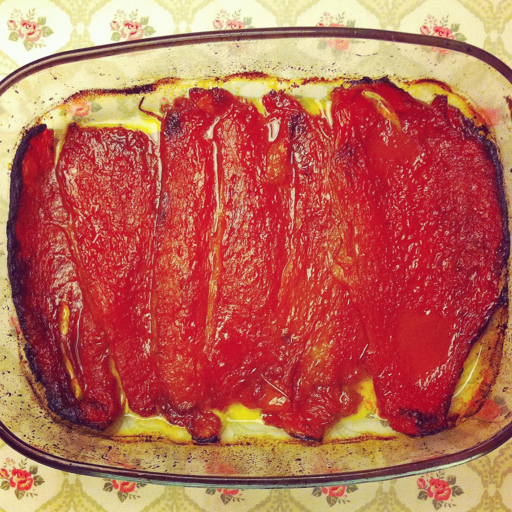 receta-pimientos-confitados-al-horno-con-su-jugo