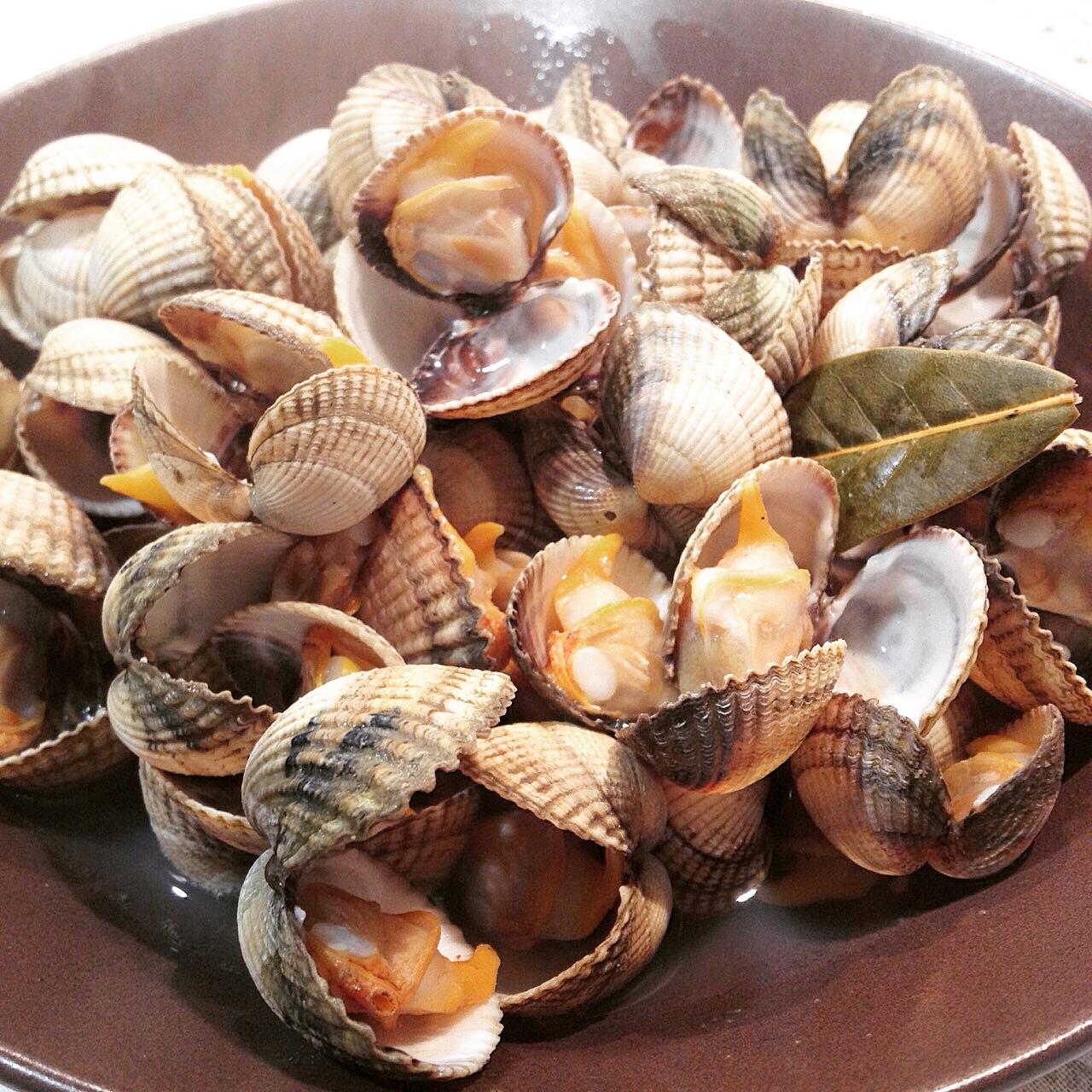 Cocinar Berberechos Frescos | Receta Berberechos Al Vapor Brutal Factor Gastronomico