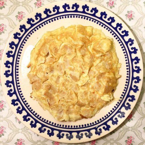 recepta-truita-de-botifarra-ou