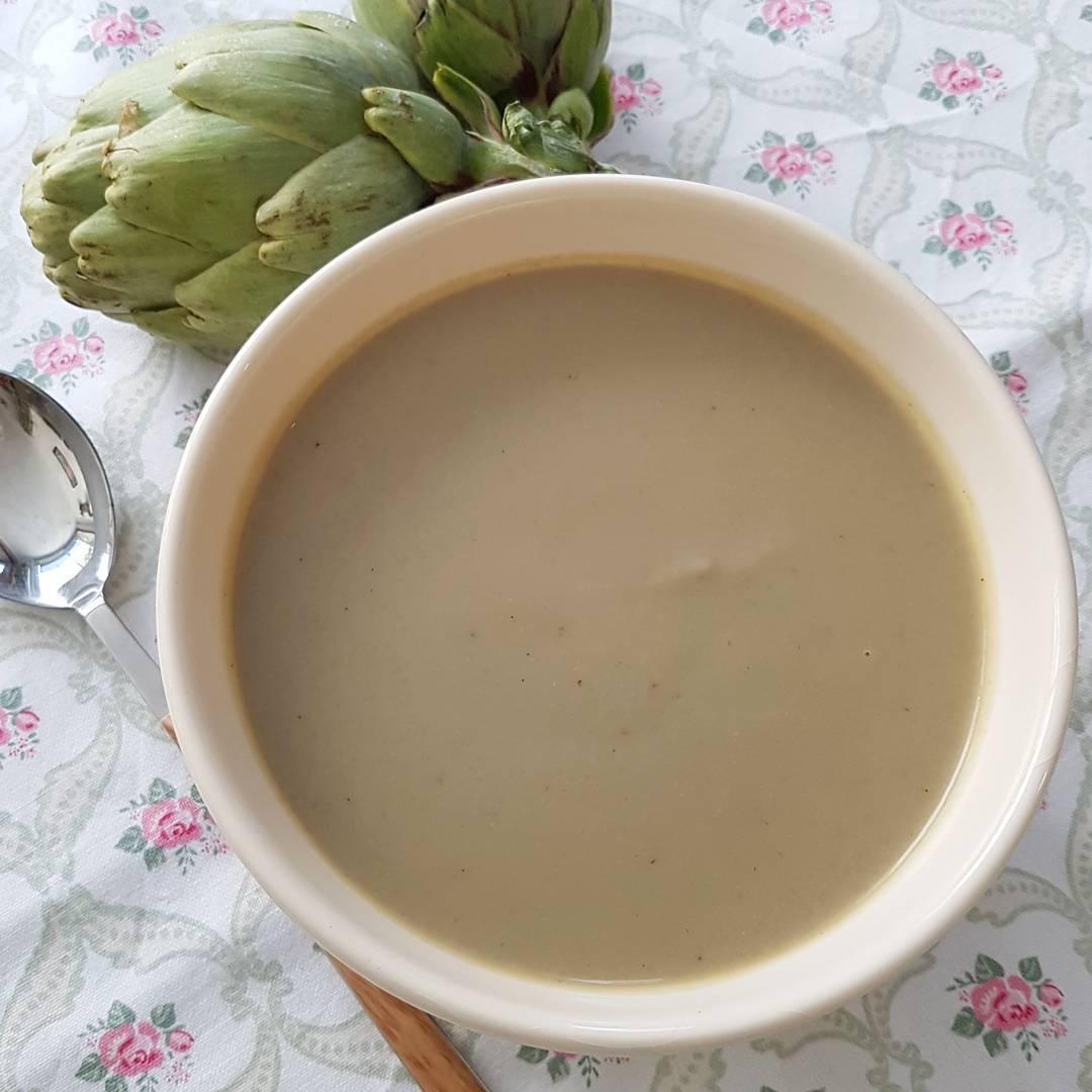 receta-crema-de-alcachofa
