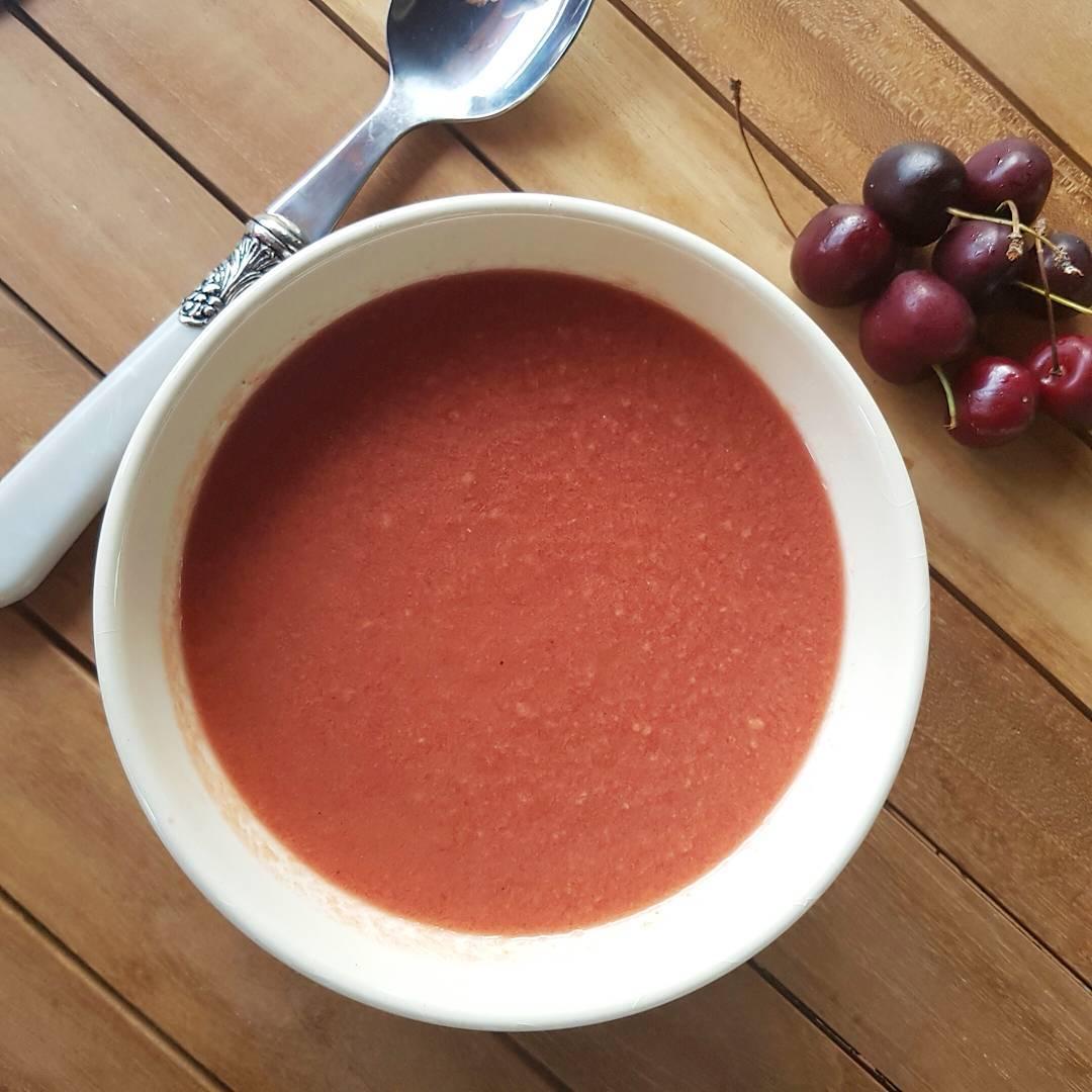 receta-gazpacho-de-cerezas